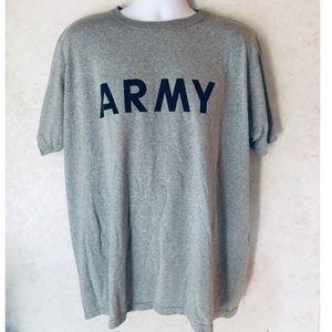 ARMY Men's T-Shirt Size XL